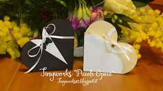 TinyWorks: Box sposini a cuore