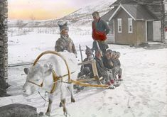 Vintage photos | spending Easter with the lads in 1906 | Norway Man Sitting, History Photos, Samara, Hand Coloring, Historical Photos, Vintage Photos, Norway, Horses, Landscape