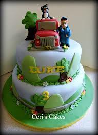 postman pat cake - Google Search