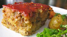 Meatless Monday: Vegetarian Meatloaf