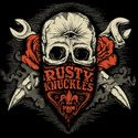 Rusty Knuckles artworkd, I think from band Hellbound Glory.