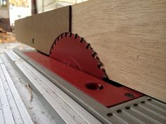 Table saw jointer.