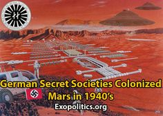 Subscribe:  In his latest interview on Gaiam TV's Cosmic Disclosure, whistleblower Corey Goode describes in detail the attempts by a secret German space program to establish bases on Mars during…