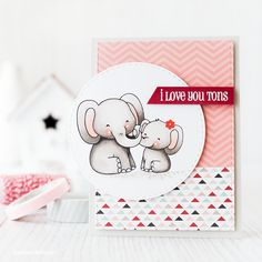 I'm wrapping up the Clearly Besotted January peeks today with this offset focal point of utter cuteness! The new release will go live at Clearly Besotted and Simon Says Stamp tonight at 10pm UK time (5pm EST). Stephanie has seriously knocked it out the park this month with both cuteness and punny sentiments LOL. I …
