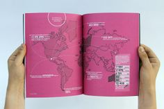 Identidades | Revista de expresiones culturales on Editorial Design Served