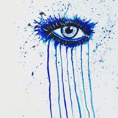 Eye painting   #pregnanthobby