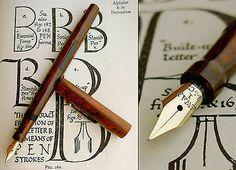 Mabie Todd Swan SM1 HR Ripple 1920s Fountain Pen 14K F/M Flex Nib