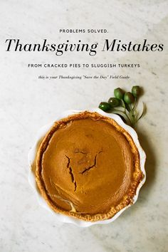 Because Thanksgiving Day mistakes WILL happen. Whether your Turkey isn't cooking, you have run out of oven space, your sister brough an uninvited plus one or your pumpkin pie is sporting a big crack, this guide maps out nearly every potential Thanksgiving mistake and gives you easy tips on how to fix them...fast. #thanksgiving #thanksgivingmenuideas #thanksgivingtroubleshooting #thanksgivingmistakes #piecrust Thanksgiving Menu, Save The Day, Pie Dish, Mistakes, Maps, Oven, Turkey, Pumpkin, Holidays
