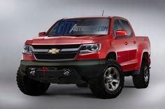 Chevrolet Colorado ZR2 | GM Authority