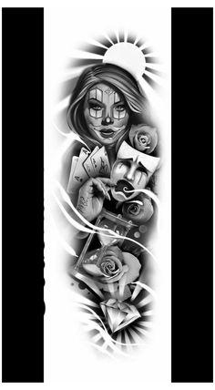 Gangsta Tattoos, Dope Tattoos, Forarm Tattoos, Body Art Tattoos, Tattoos For Guys, Tattoos For Women, Sleeve Tattoos For Girls, Men Tattoo Sleeves, Key Tattoos