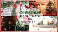 DIY CHRISTMAS ROOM DECOR II beccysworld