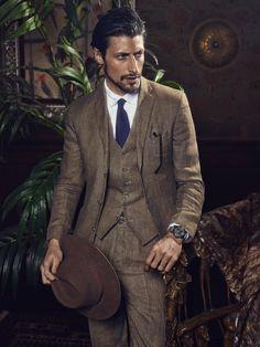 Menswear | Esquire - The Big Black Book - 2014.