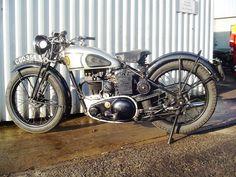 bsa 1939 m21 deluxe   1939 BSA B21