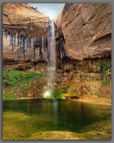 Calf Creek Falls-Lots of good memories!!!