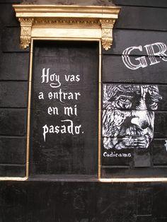 mural de los músicos de mi barrio Chalkboard Quotes, Art Quotes, The Neighborhood, Hipster Stuff