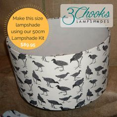 Learn how to make lampshades with this fun and easy kit. Available in a range of sizes - create table lamps, bedside lamps, hanging pendants. Lampshade Kits, Make A Lampshade, Lampshades, Trestle Table, Glue Crafts, Hanging Pendants, Bedside Lamp, Making Mistakes, Tea Tree Oil
