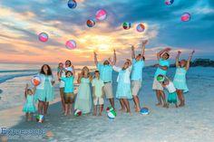 Family beach photos | Expressions Beach Portraits, LLC
