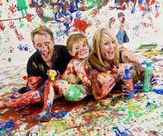 Paint Shoot Mayhem, via Flickr.