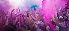 Vinte mil em Lisboa para o maior The Color Run em Portugal