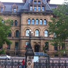 Parliment Building and House of Commons, Ottawa - Premier's Office