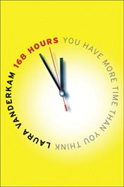 There are 168 hours in a week. It's an unquestioned truth of modern life: we are starved for time. With the rise of two-income families, extreme jobs, and 24/7 connectivity, life is so frenzied we can barely find time to breathe. We tell ourselves we'd like to read more, get to the gym regularly and accomplish all kinds of goals. But then we give up because there just aren't enough hours to do it all. There has to be a better way - and Laura Vanderkam has found one.