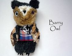 "Check out new work on my @Behance portfolio: ""Barry owl"" http://be.net/gallery/59178307/Barry-owl"