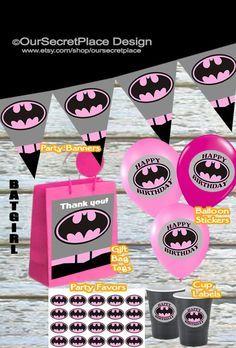Resultado de imagen para bat girl party
