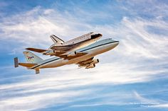 The Space Shuttle Endeavour by David Yu The Endeavour, Cargo Aircraft, Major Airlines, P51 Mustang, Space Shuttle, Fighter Jets, David, Planes, Photos