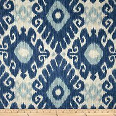 Jaclyn Smith Ikara Blend Indigo Fabric Fabricut http://www.amazon.com/dp/B00MWA7JNM/ref=cm_sw_r_pi_dp_EA55ub11WXC2V