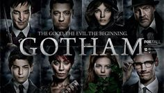 10 Series like Gotham (2014 -) #buzzylists #similarseries #series #gotham