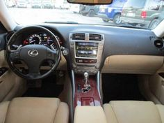 Cars for Sale: 2007 Lexus IS 250 in MABLETON, GA 30126: Sedan Details - 416318858 - Autotrader