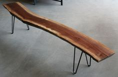 Live Edge-Table or Bench !!