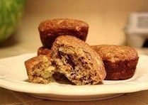 Oatmeal Zucchini Muffins (Ideal Protein Phase 1 - 4)