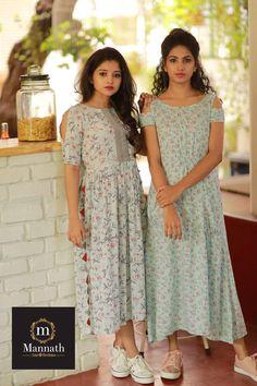 richa shah's media statistics and analytics Kurti Neck Designs, Dress Neck Designs, Blouse Designs, Stylish Dresses, Casual Dresses, Fashion Dresses, Indian Dresses, Indian Outfits, Casual Frocks