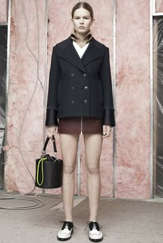 ALEXANDER WANG 2014 PRE FALL | Collection | WWD JAPAN.COM