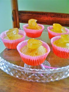 Bergamot cupcakes Cookbook Recipes, Vegan Recipes, Cooking Recipes, Recipe For Success, Bergamot, Us Foods, Delicious Food, Food And Drink, Vegetarian