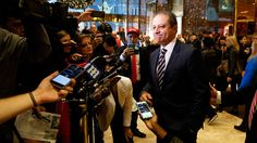 US Attorney Preet Bharara is fired after rejecting Trump administrations request to step down