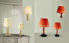 #Lampade da tavolo. Scopri tutta la collezione qui --> http://www.lamexport.it/web/collections/?cat=vd