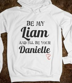 I NEED THIS SWEATER! could be about louis and eleanor too! :)