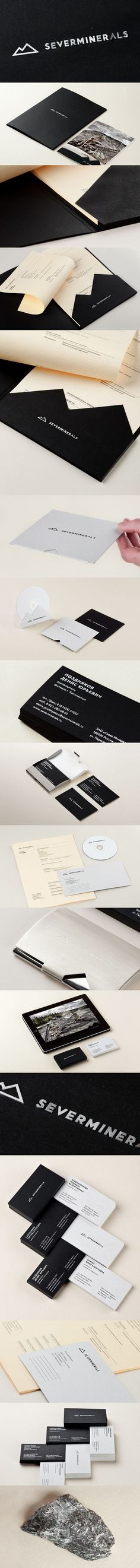 Severminerals, Identity Branding Suite. Black. Silver. Business Card. Letterhead.. If you're a user experience professional, listen to The UX Blog Podcast on iTunes.