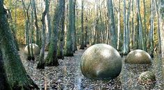 The Stone Spheres of Costa Rica- There is an assortment of over 3,000 perfectly carved rounded stones. There is no solid explanation as to why, how, or when they were placed there. How did these balls get carved so smoothly without the use of any advanced technology? There is so much more going on in our world than we are being taught.
