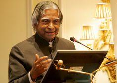 Dr. A P J Abdul Kalam