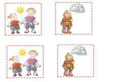 INFANTILCASTELL: materiales, fichas, recursos educación infantil