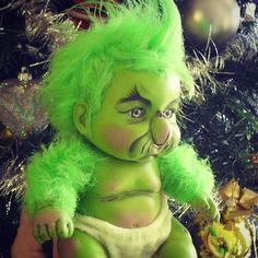 Baby Grinch https://www.facebook.com/LittlePsychoLilith