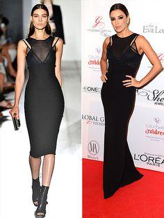 Victoria Beckham #fashionfaceoff