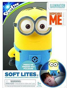 minion night light. minion movie. minions. gifts for kids. kids toys. amazon. amazon sales, despicable me