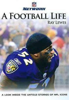 Shop NFL: A Football Life Ray Lewis [DVD] at Best Buy. Find low everyday prices and buy online for delivery or in-store pick-up. Ray Lewis Quotes, Jack Lambert, Cheap Shot, Luke Kuechly, Sport Icon, Go Getter, Baltimore Ravens, New York Giants, Nfl Football