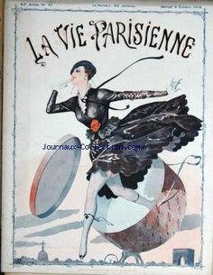 VIE PARISIENNE (LA) no:41 09/10/1915