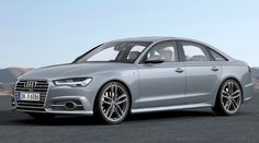 Audi A6 Avant S Line 2016