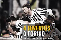 Guarda la replica streaming di Juventus-Torino 4-0 di Coppa Italia